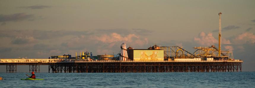 Brighton Pier - Brighton property investment